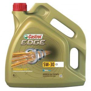 Масло Castrol  5W30 Edge Titanium LL 4L