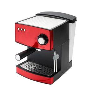 Кофеварка, ADLER, 850 Вт, Красный, Пластик, 1.6Л