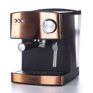 Кофеварка, ADLER, 1.6Л, 850 Вт