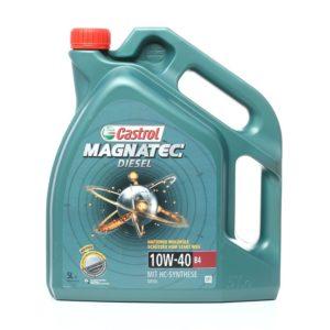Масло Castrol 10W40 Magnatec Diesel B4 5L