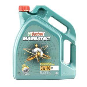 Масло Castrol  5W40 Magnatec C3 5L