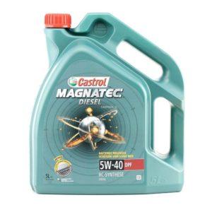 Масло Castrol  5W40 Magnatec Diesel 5L