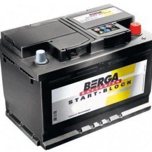 Аккумулятор Berga Start Block 56Ah (556 400 048)