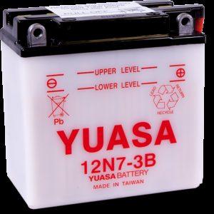 Аккумулятор Yuasa 12N7-3B