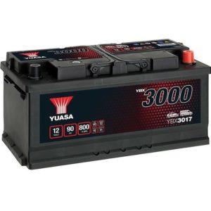 Аккумулятор Yuasa YBX3017