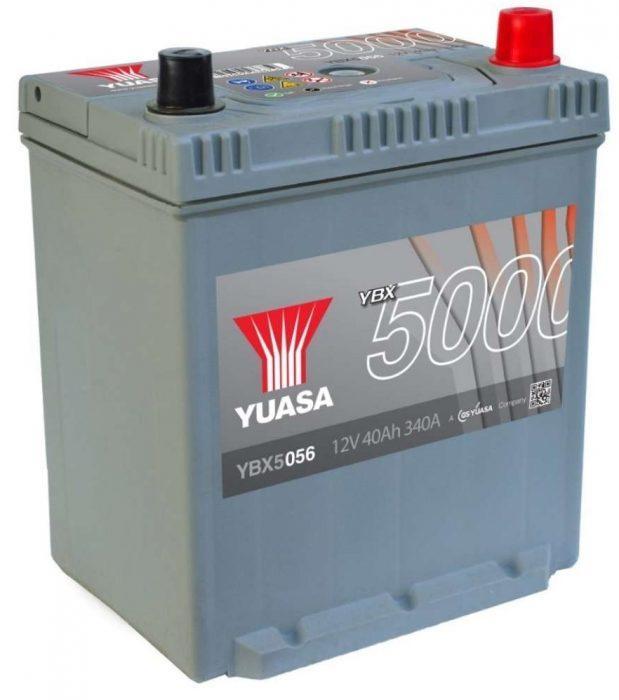 Аккумулятор Yuasa YBX5056