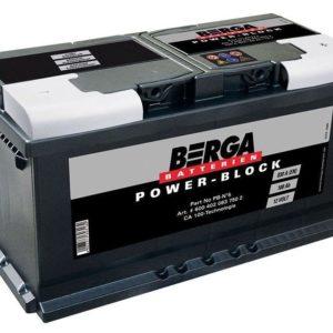 Аккумулятор Berga Power Block 100Ah (600 402 083)