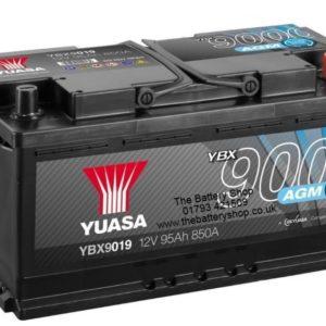 Аккумулятор Yuasa YBX9019