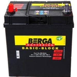 Аккумулятор Berga Basic Block 45Ah (545 157 033)