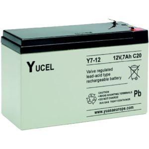 Аккумулятор Yuasa Y7-12