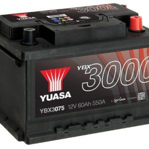 Аккумулятор Yuasa YBX3075