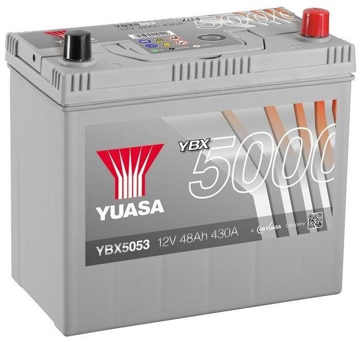 Аккумулятор Yuasa YBX5053