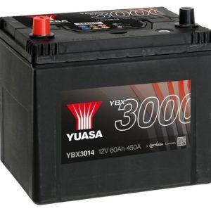Аккумулятор Yuasa YBX3014