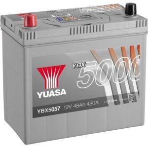 Аккумулятор Yuasa YBX5057