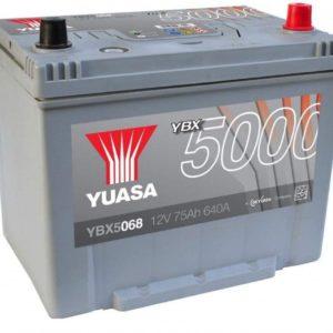 Аккумулятор Yuasa YBX5068