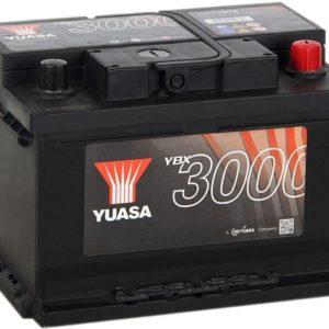 Аккумулятор Yuasa YBX3027