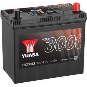 Аккумулятор Yuasa YBX3053