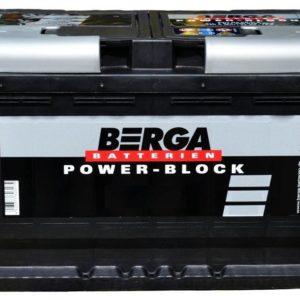 Аккумулятор Berga Power Block 63Ah (563 400 061)