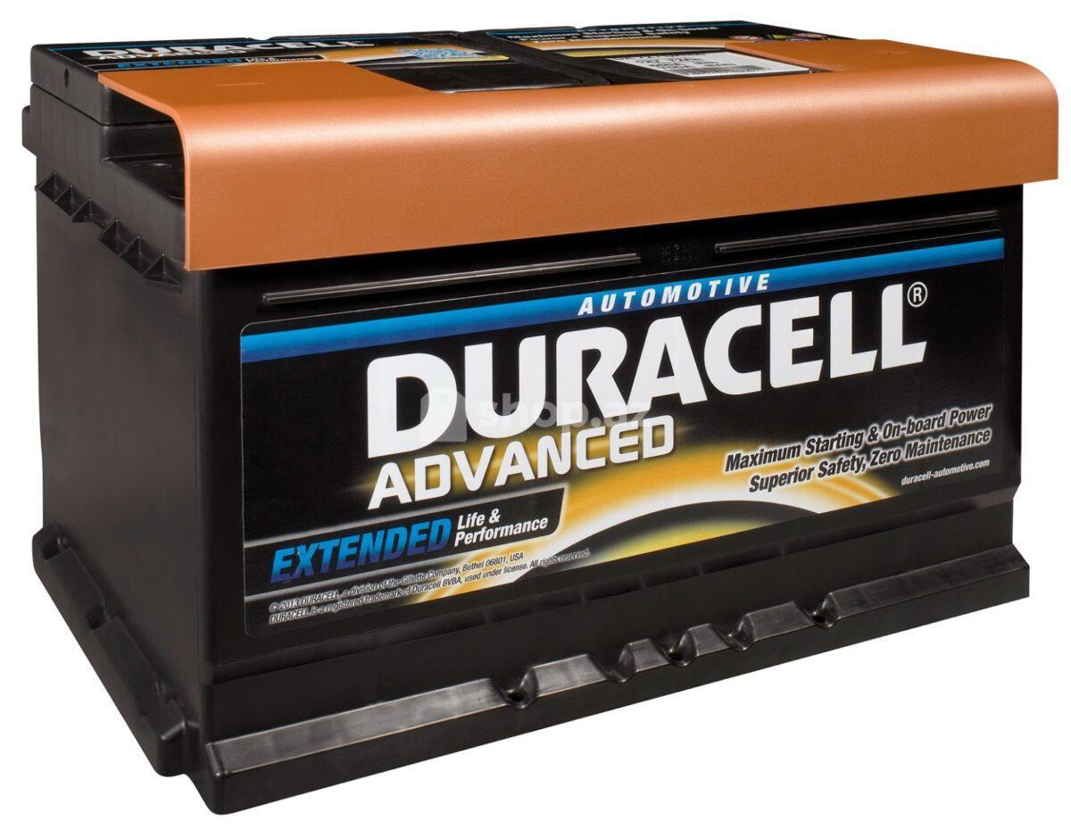 Аккумулятор Duracell DA 100 (013 600 40 0801)