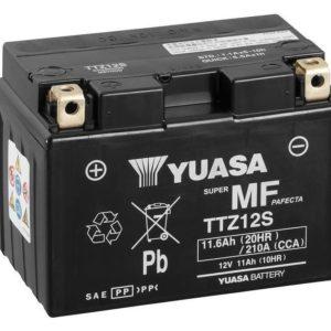 Аккумулятор Yuasa TTZ12S