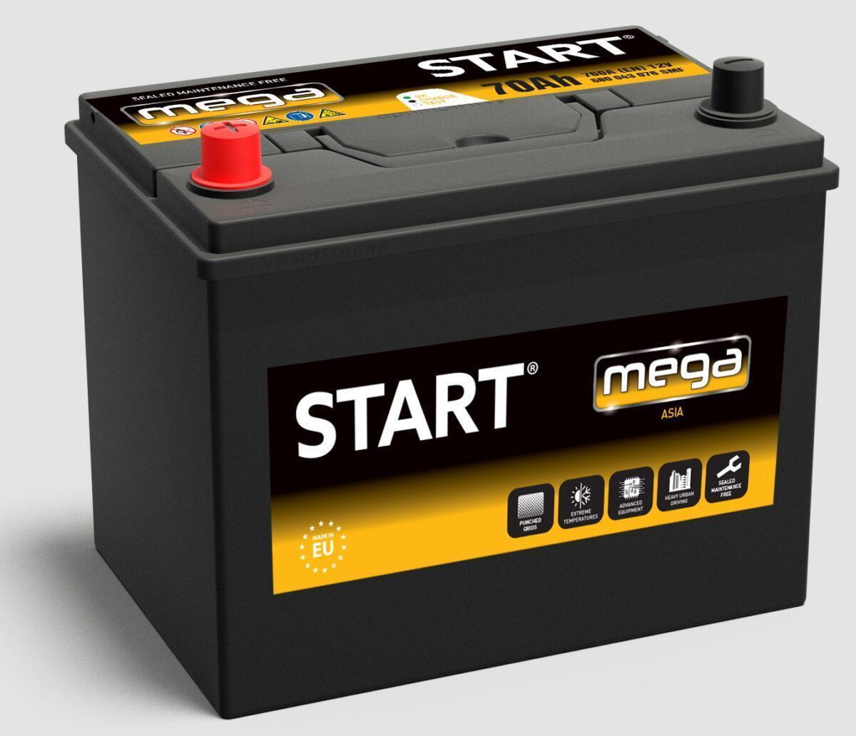 Аккумулятор Start 100 J (G78J0X0_1)