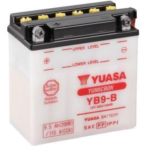 Аккумулятор Yuasa YB9-B