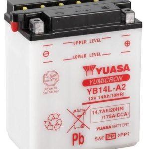 Аккумулятор Yuasa YB14L-A2