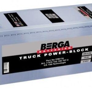 Аккумулятор Berga Truck Power Block 180Ah (680 108 100)