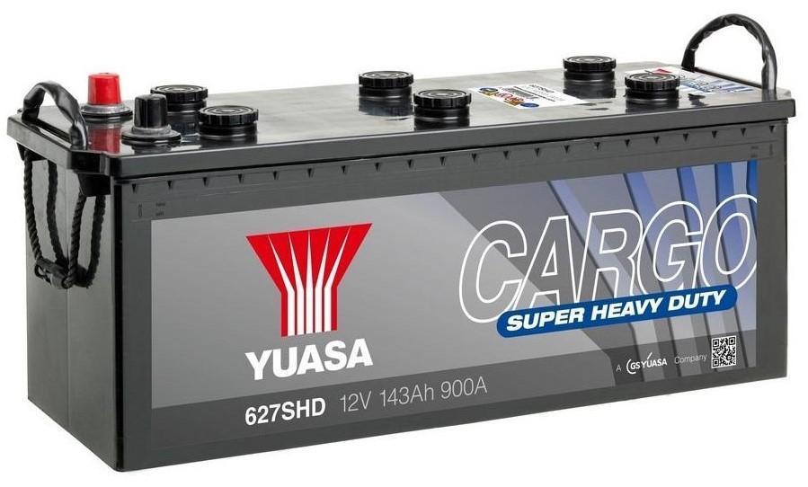 Аккумулятор Yuasa 627SHD