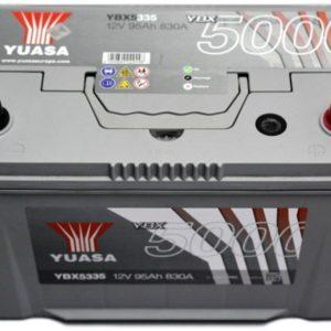 Аккумулятор Yuasa YBX5335