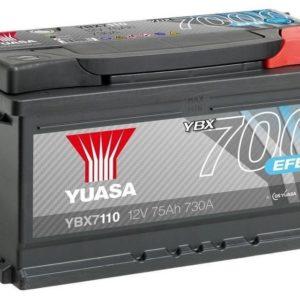 Аккумулятор Yuasa YBX7110