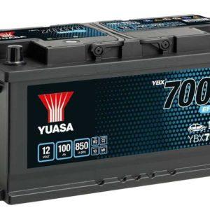 Аккумулятор Yuasa YBX7019