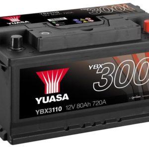 Аккумулятор Yuasa YBX3110