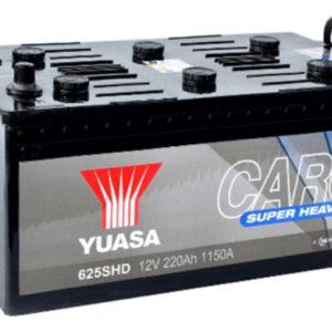 Аккумулятор Yuasa 625SHD