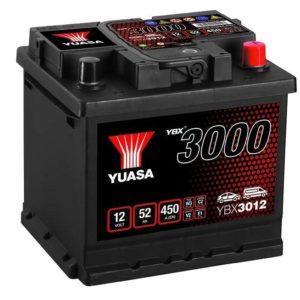 Аккумулятор Yuasa YBX3012