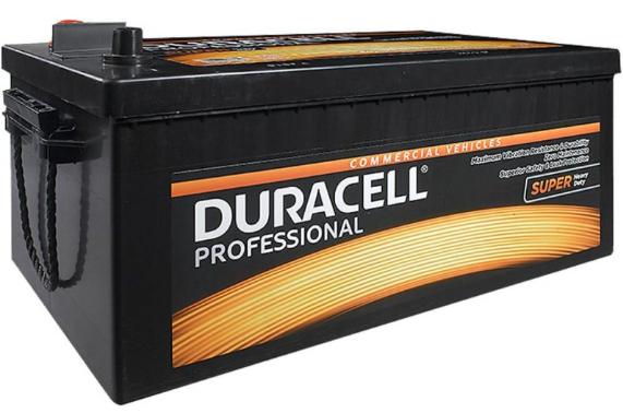 Аккумулятор Duracell DP 135 SHD (018 635 44 0801)