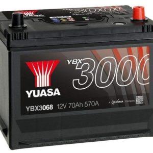 Аккумулятор Yuasa YBX3068