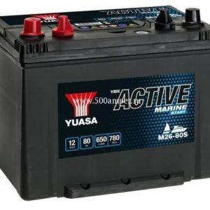 Аккумулятор Yuasa M26-80S