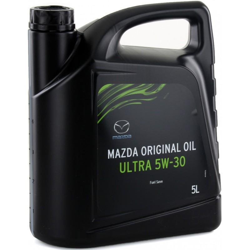 Масло Mazda  5W30 Ultra 5L
