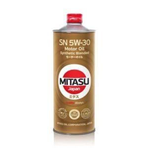 Масло MITASU  5W30 MOTOR OIL SN GF-5 1L