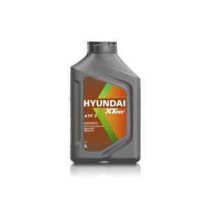 Масло Hyundai ATF D-III Xteer  1L