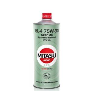 Масло MITASU 75W90 GL-4 1L