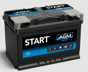 Аккумулятор Start GM90L5K3_1