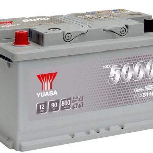 Аккумулятор Yuasa YBX5116
