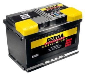 Аккумулятор Berga Basic Block 68Ah (568 405 055)