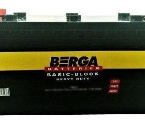Аккумулятор Berga Truck Basic Block 180Ah (680 033 110)