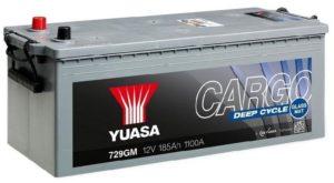Аккумулятор Yuasa 725GM